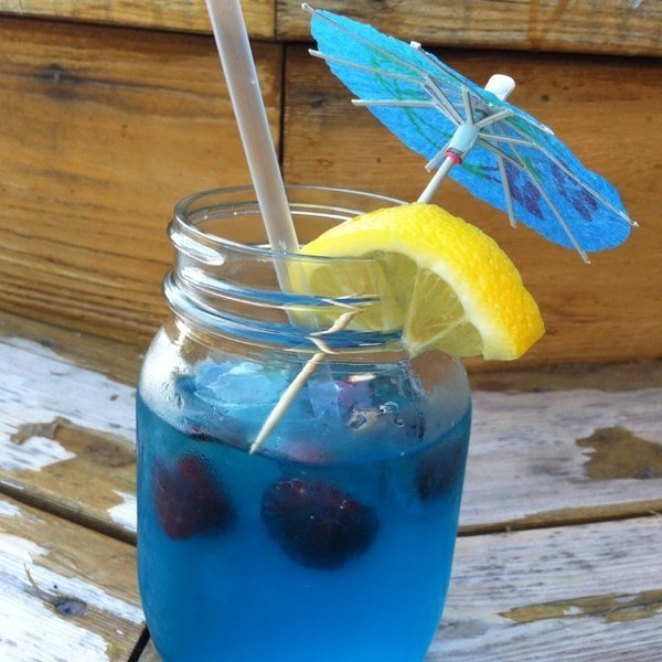 Blue Razz Lemonade