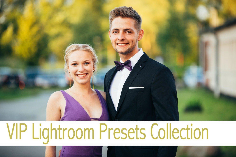 VIP Presets for Lightroom