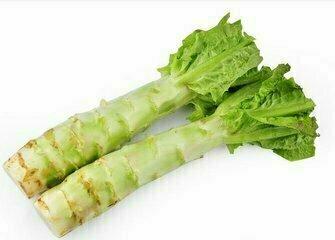 VEG【蔬菜】莴笋 一份 /~1.5lbs