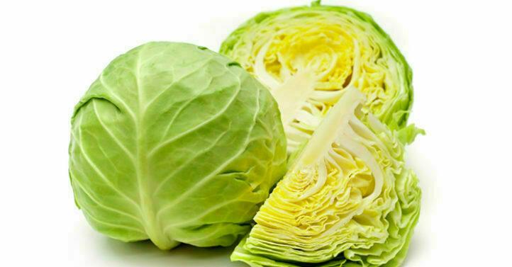 VEG【蔬菜】台湾高丽菜 一个~2.4lbs