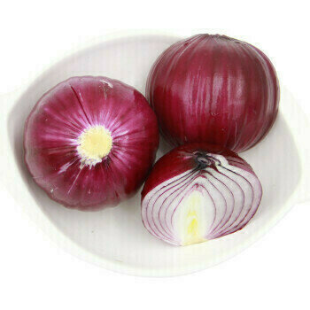 VEG【蔬菜】红洋葱 2pcs~1.6lbs