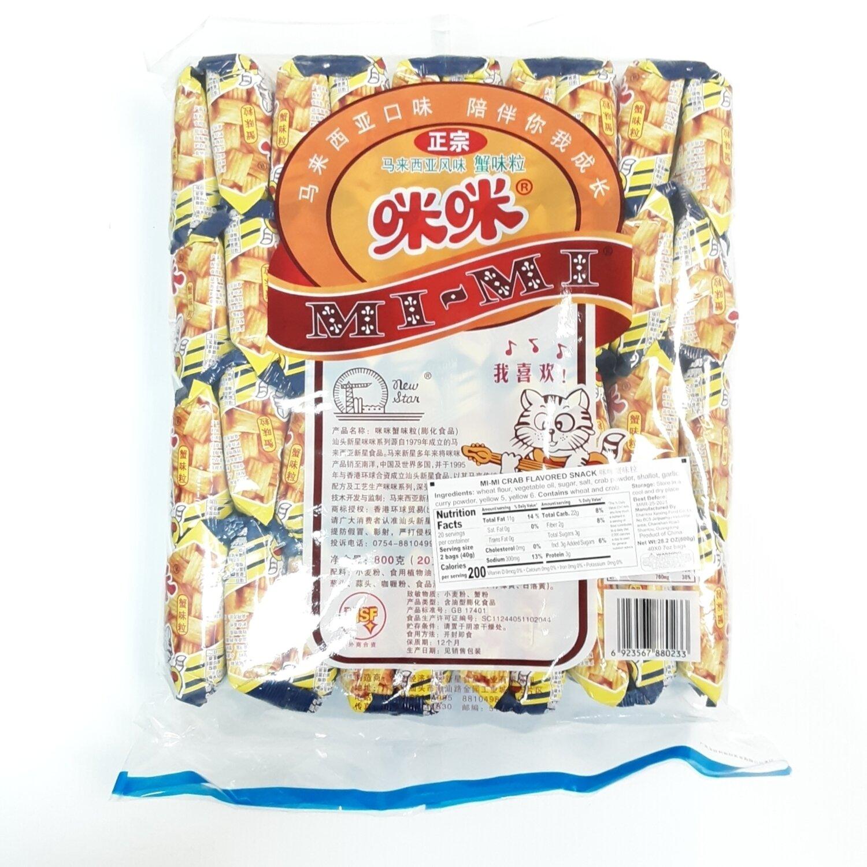 GROC【杂货】咪咪 蟹味粒 正宗马来西亚风味 ~800g