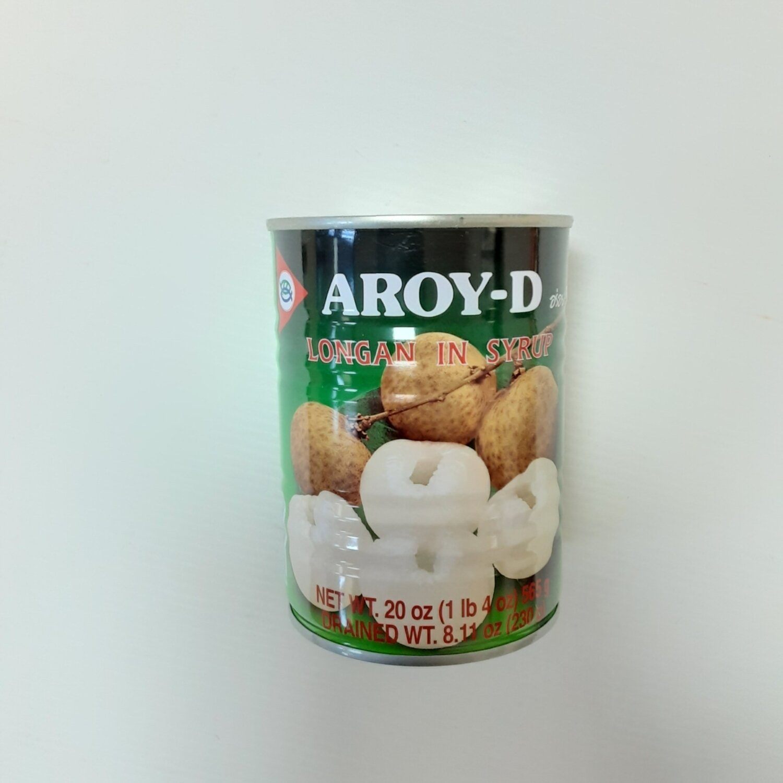 GROC【杂货】AROY-D LONGAN IN SYRUP ~565g(20oz)
