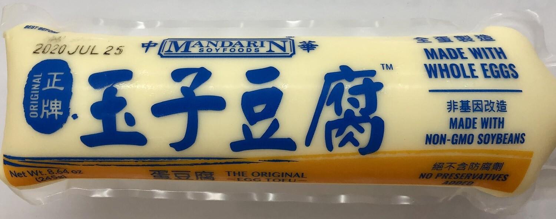 玉子豆腐  The Original Egg Tofu ~8.64oz (245g)