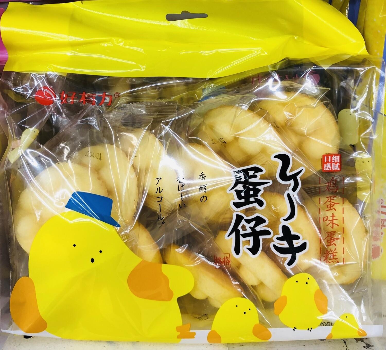 GROC【杂货】好有力蛋仔鸡蛋味蛋糕~270g(12枚装)