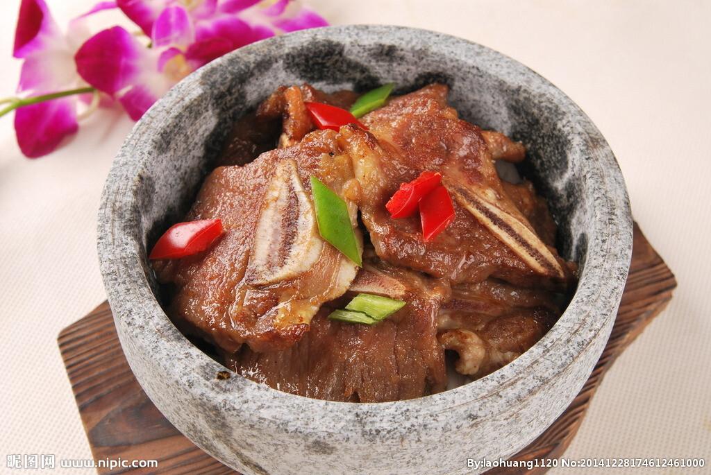 MEAT【肉类】牛仔骨 ~1.5lb