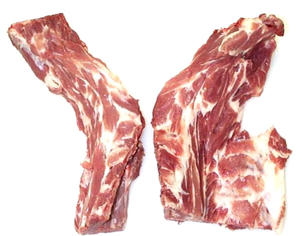 MEAT【肉类】猪骨(部位随机,切小块,煲汤)~2lbs