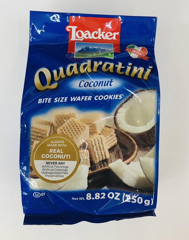 GROC【杂货】Loacker Coconut ~8.82OZ(250g)
