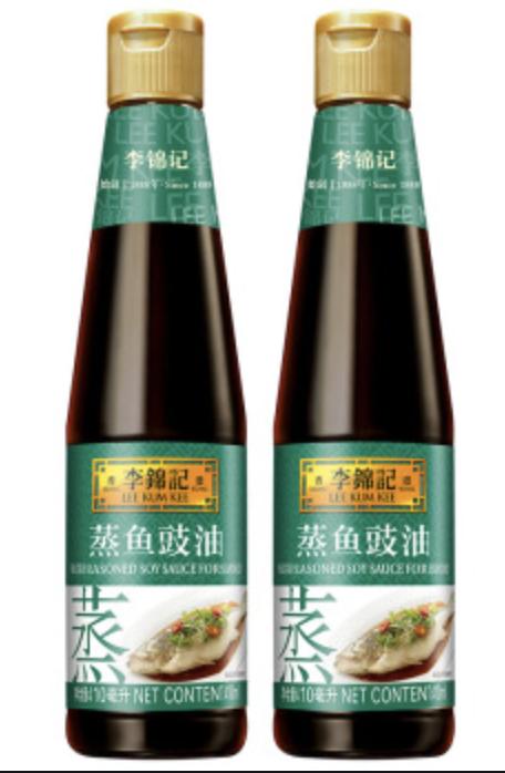 GROC【杂货】李锦记蒸鱼鼓油 410Ml