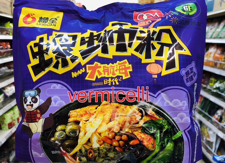 GROC【杂货】柳全螺狮粉大航海时代酸菜麻辣味~11.8oz(335g)