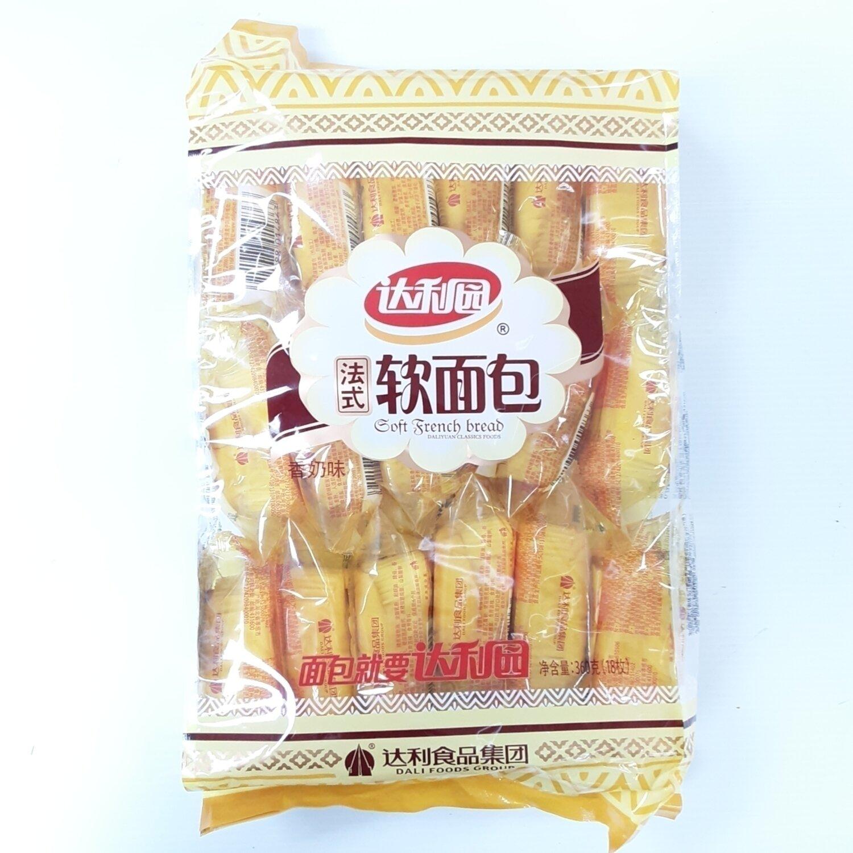 GROC【杂货】达利园 法式软面包 香奶味 ~360g