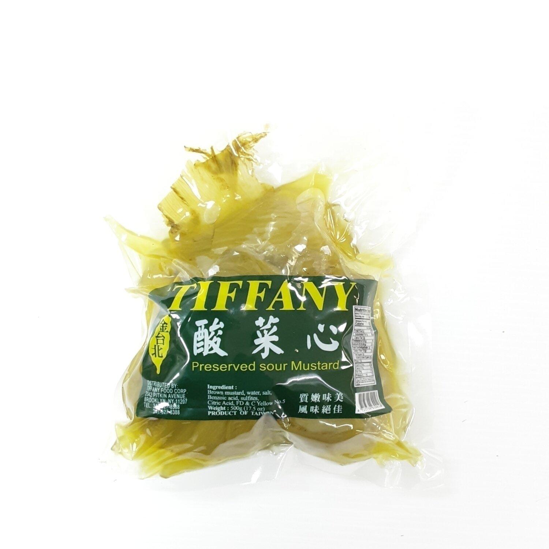 GROC【杂货】金台北酸菜心 ~500g(17.5oz)