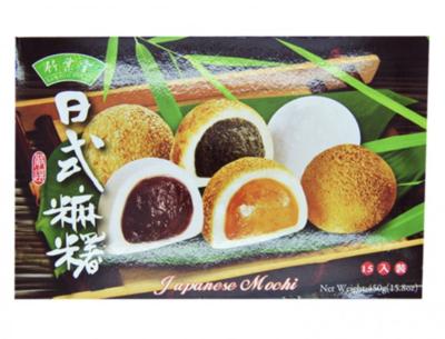 竹叶堂  日式麻薯 Bamboo House Japanese Mochi 15 pcs 15.8 oz