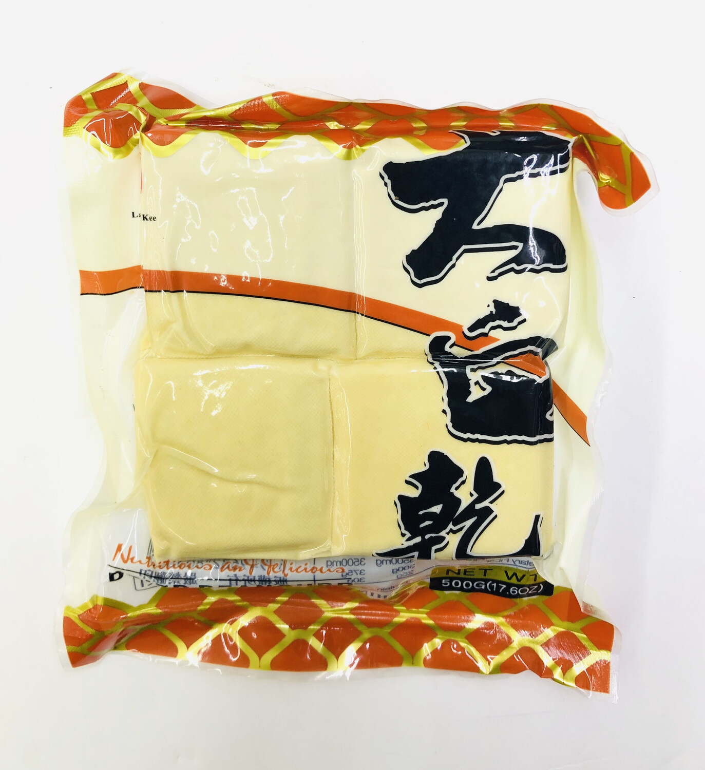 大白干 DRIED BEANCURD 500G(17.6oz)