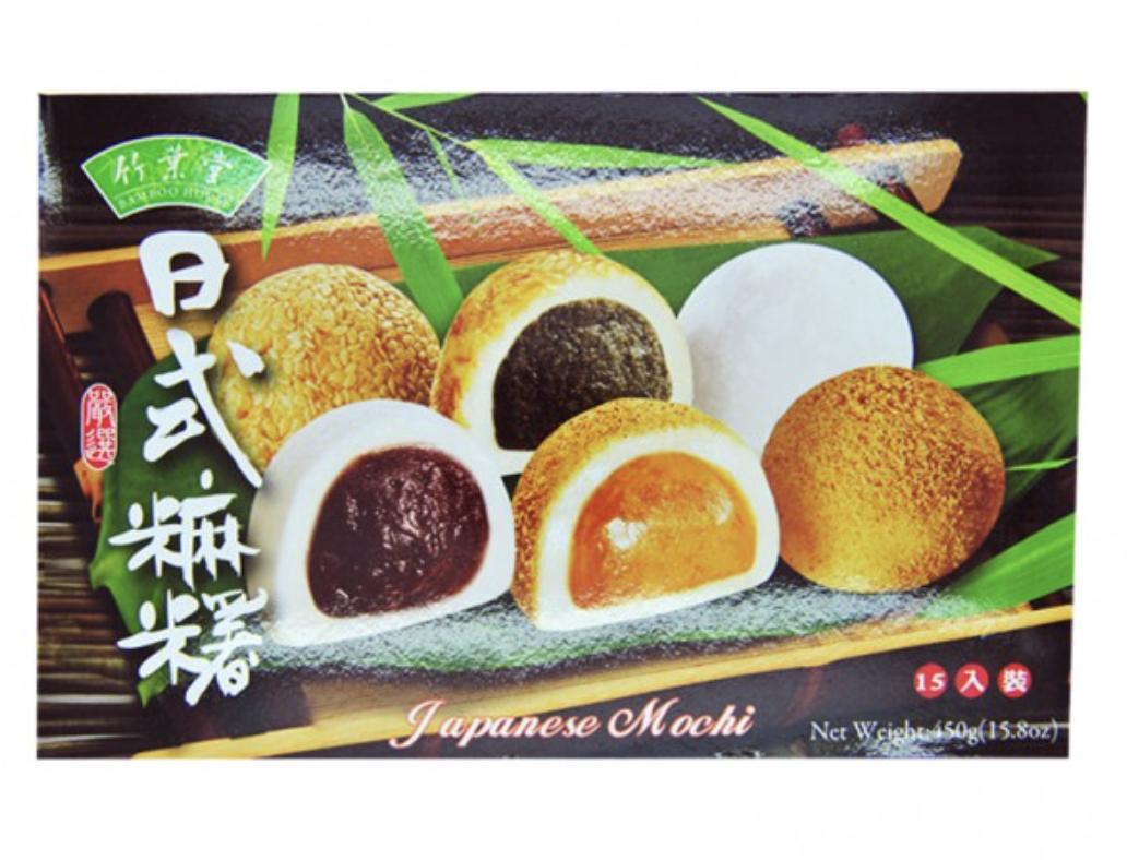 GROC【杂货】竹叶堂  日式麻薯