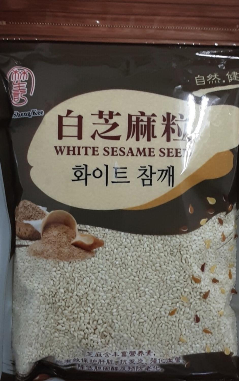 GROC【杂货】林生记白芝麻粒