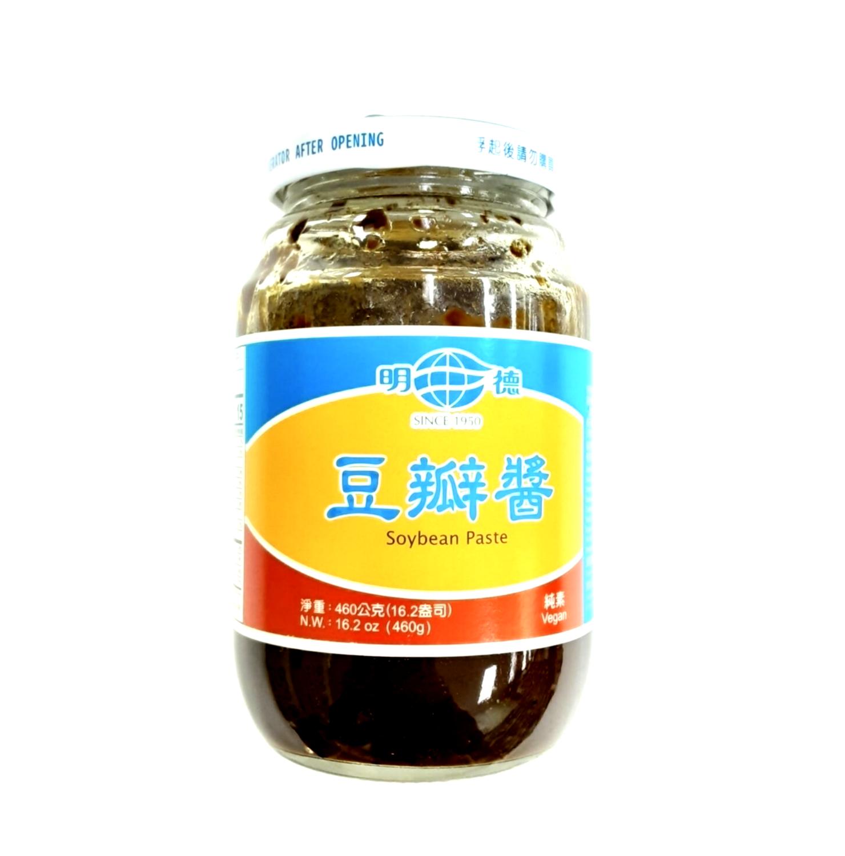 GROC【杂货】明德 豆瓣酱 纯素 ~460g(16.2oz)