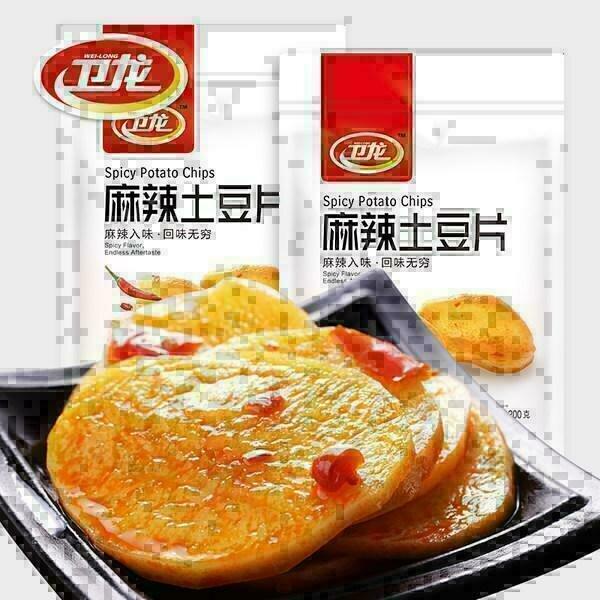 GROC【杂货】卫龙 麻辣土豆片