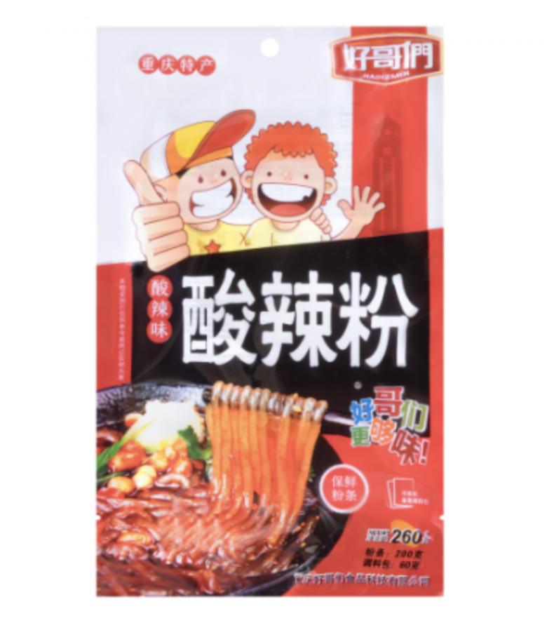 GROC【杂货】重庆 好哥们 酸辣粉 ~260g