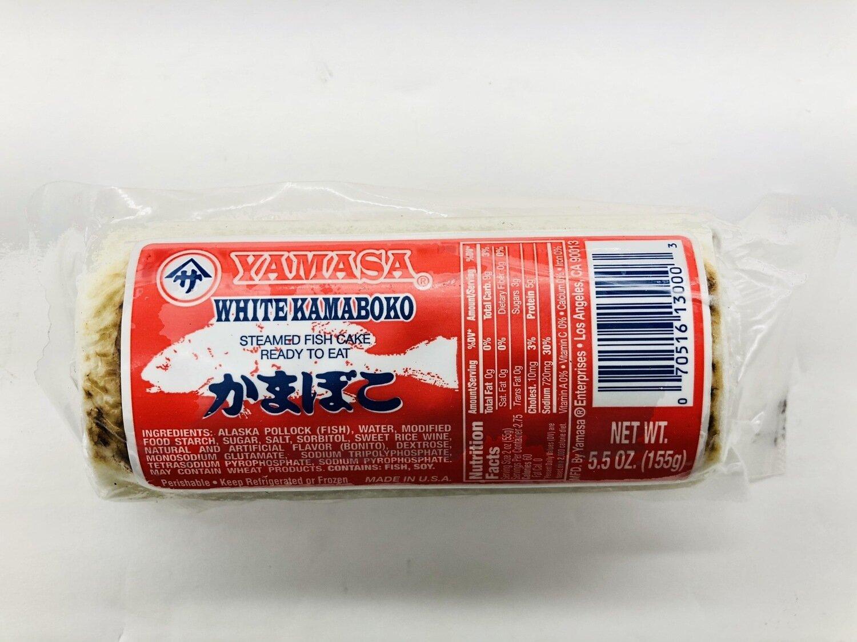 FZ【冷冻】YAMASA WHITE KAMABOKO~5.5OZ
