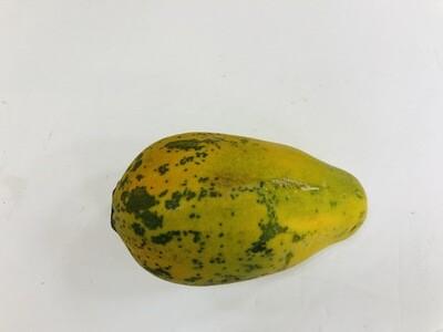 木瓜1个 PAPAYA~2LB