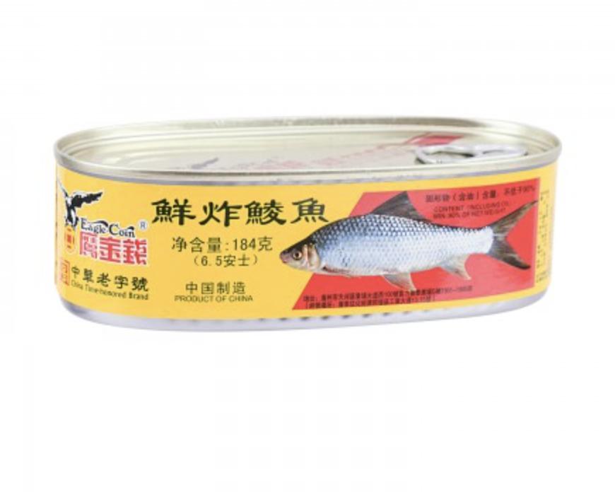 GROC【杂货】鹰金钱 鲜炸鲮鱼
