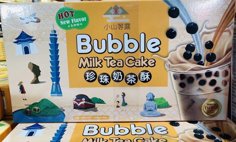 GROC【杂货】小山等露珍珠奶茶酥 ~270g(9.5oz)
