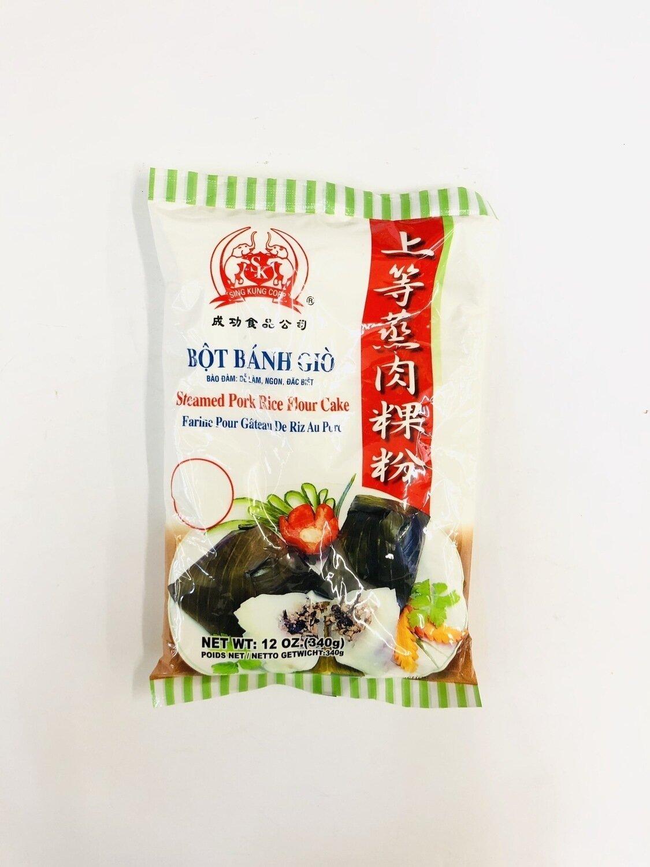 成功食品公司上等蒸肉粿粉 SING KUNG CORP Steamed Pork Rice Flour Cake~12oz