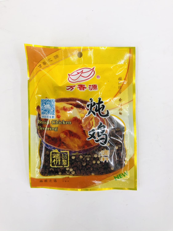 GROC【杂货】万香源 炖鸡调料 28g