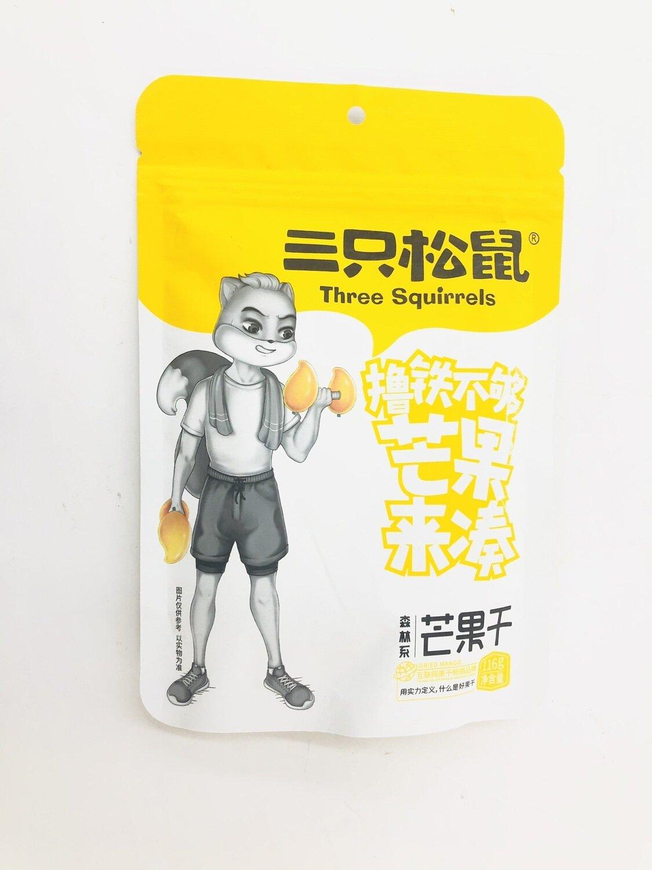 GROC【杂货】三只松鼠芒果干~116g