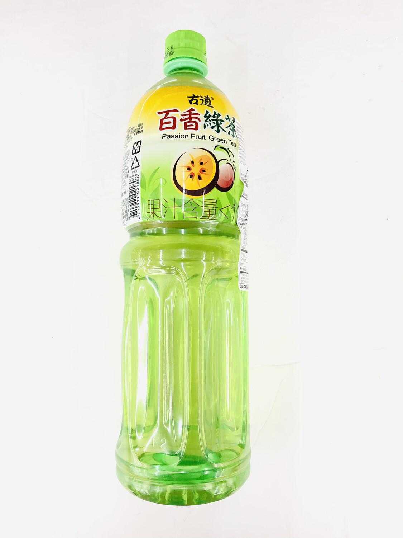 GROC【杂货】古道 百香绿茶 1500ml
