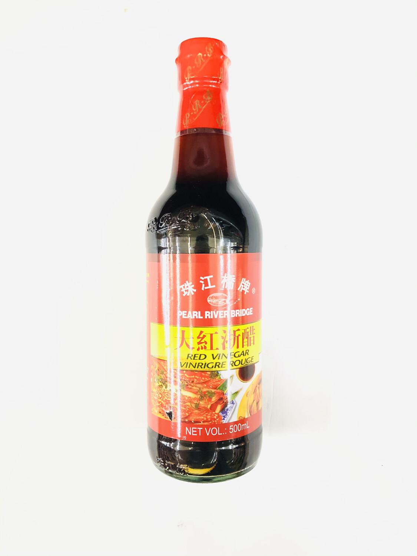 GROC【杂货】珠江桥牌 大红浙醋 500ml