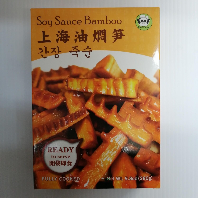 GROC【杂货】Chef Panda 上海油焖笋(开袋即食) 9.8oz(280g)
