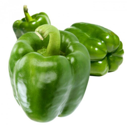 青椒 一份 / 2pcs~0.8lbs Bell Pepper USA/Mexico ~0.6lbs