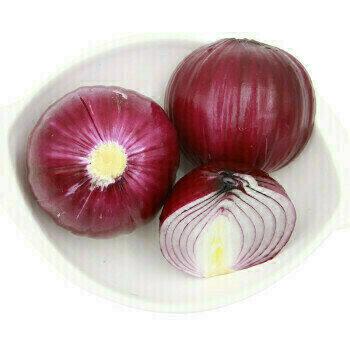 红洋葱 2pcs~1.6lbs Red Onion USA/Mexico ~1.6lbs