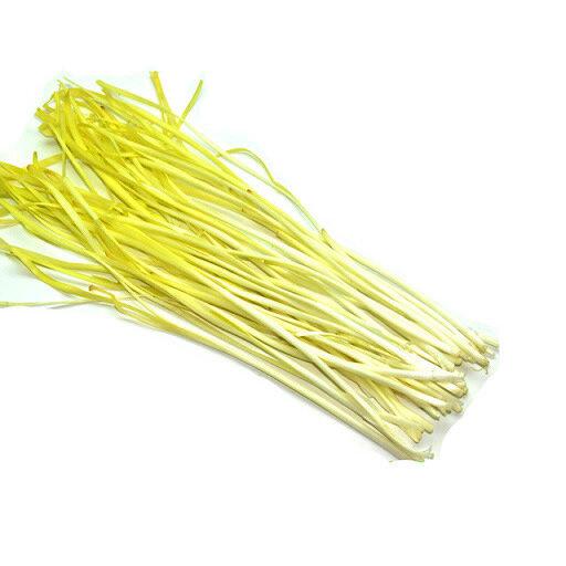 VEG【蔬菜】韭黄~约0.4LB