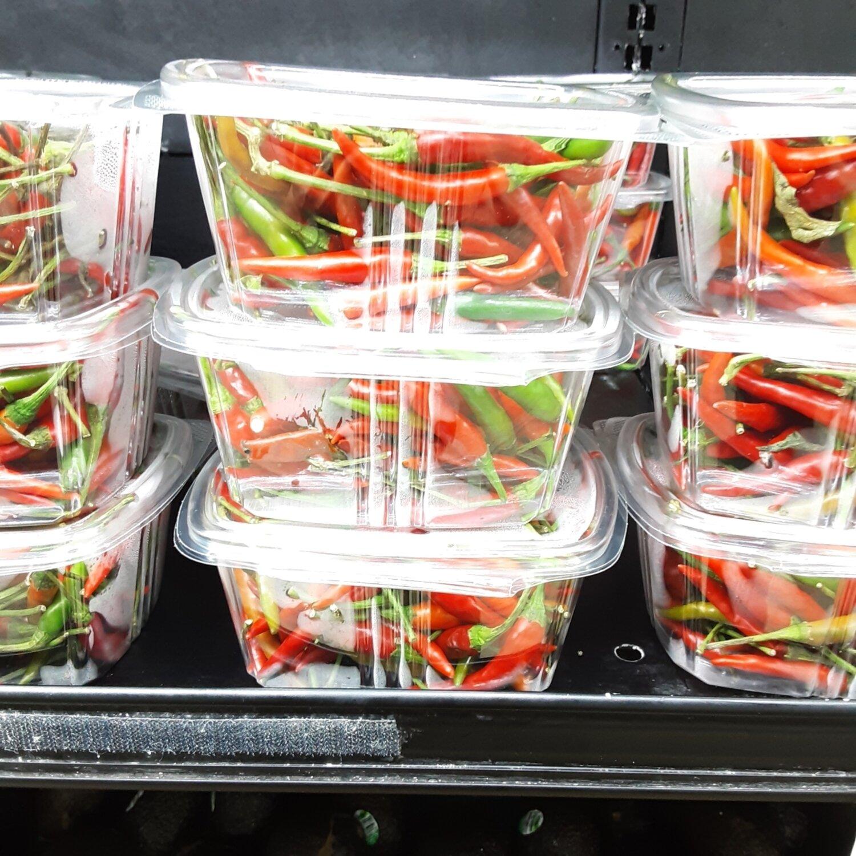 泰国小辣椒(红绿混合) THAI CHILI ~0.4lb