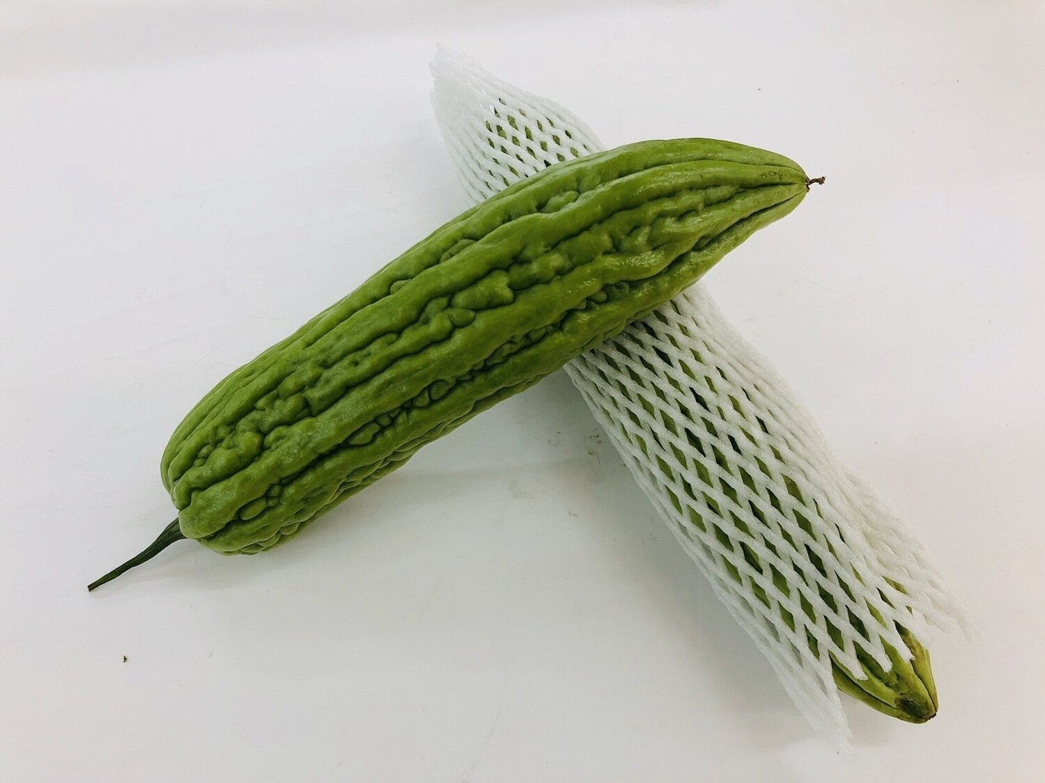 苦瓜2个 Green Bitter Melon~1 lb