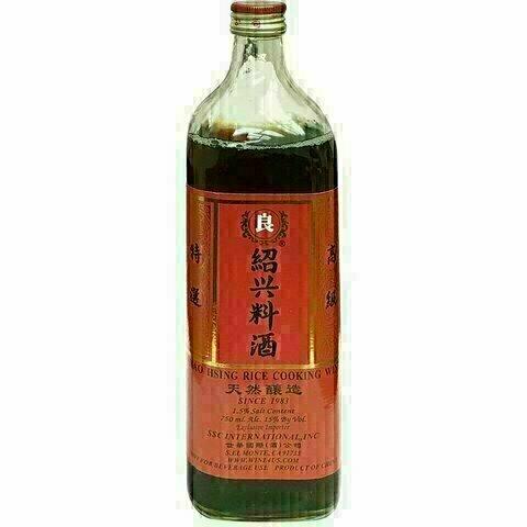 良牌 绍兴料酒 750Ml SHAO HSING RICE COOKING WINE 750 ML