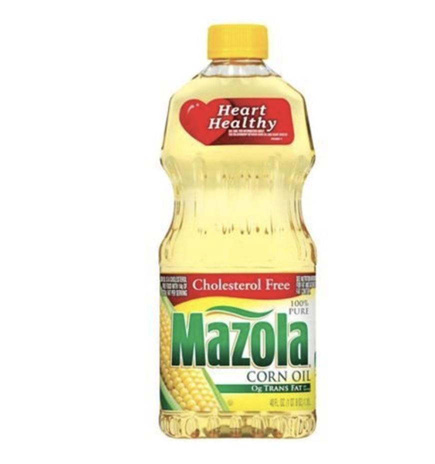 Mazola 玉米油 Mazola CORN OIL 1.18 L (40 FL)