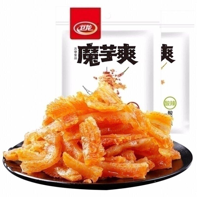 卫龙 魔芋爽香辣味 Konjac (spicy) 180g