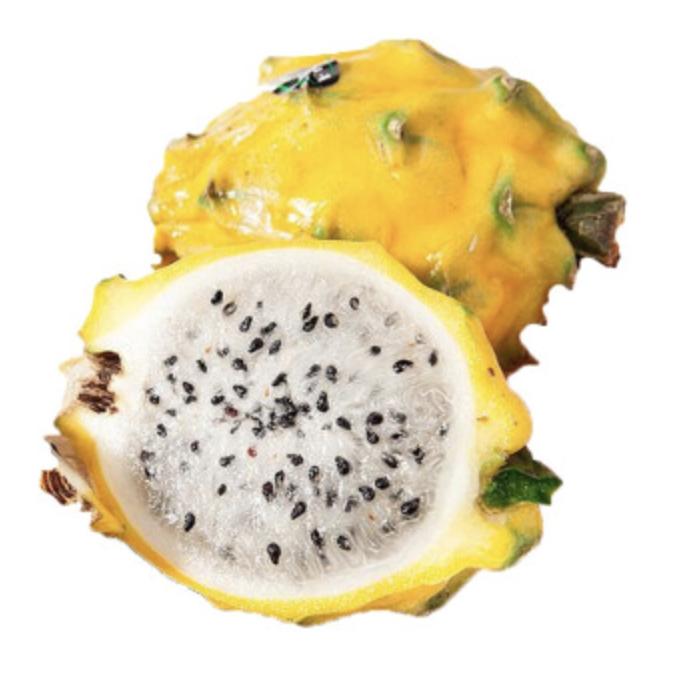 黄火龙果 一个~0.6lbs Gold Dragon Fruit