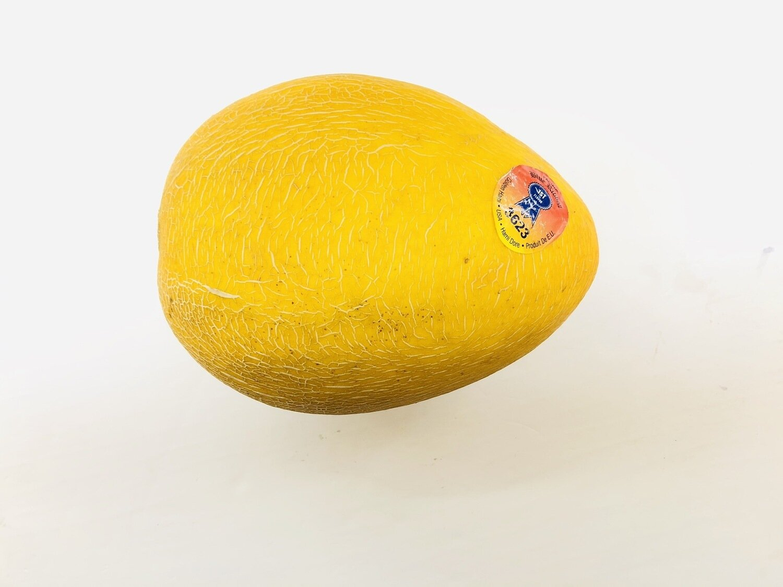 新疆哈密瓜1个 XinJiang melon1ea~6lb