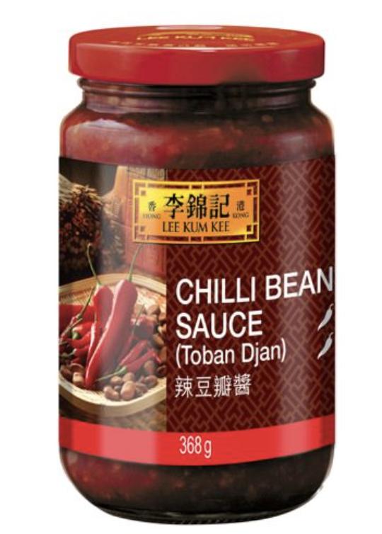 李锦记辣豆瓣酱 LEE KUM KEE CHILLI BEANB SAUCE TOBAN DJAN 368g(13 oz)