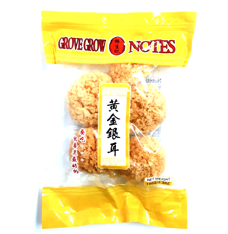林生记黄金银耳 Lam Sheng Kee TREMLLA 150g(5.3 oz)