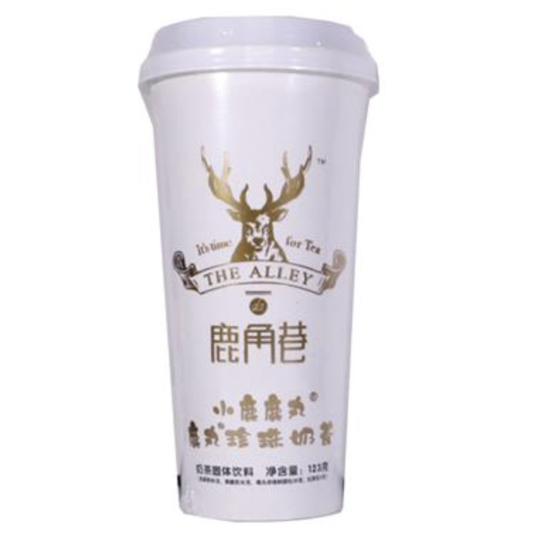 鹿角巷 鹿丸珍珠奶茶 ~123g THE ALLEY Pearl milk tea 123g