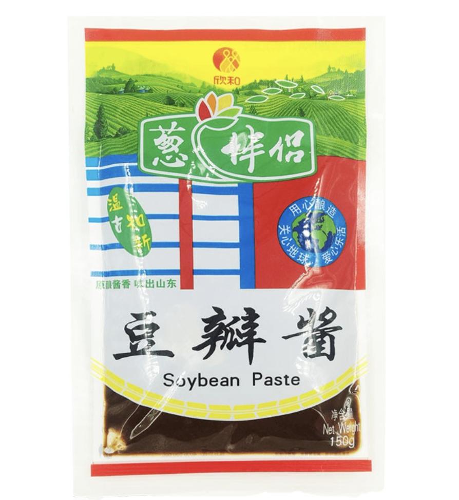 欣和 葱伴侣 豆瓣酱 ~150g Shinho Soybean Paste 150g