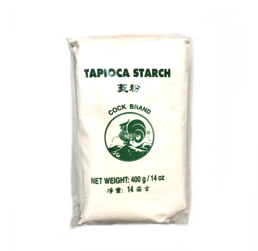 COCK BRAND 菱粉 ~400g(14oz) COCK BRAND TAPIOCA STARCH ~400g(14oz)