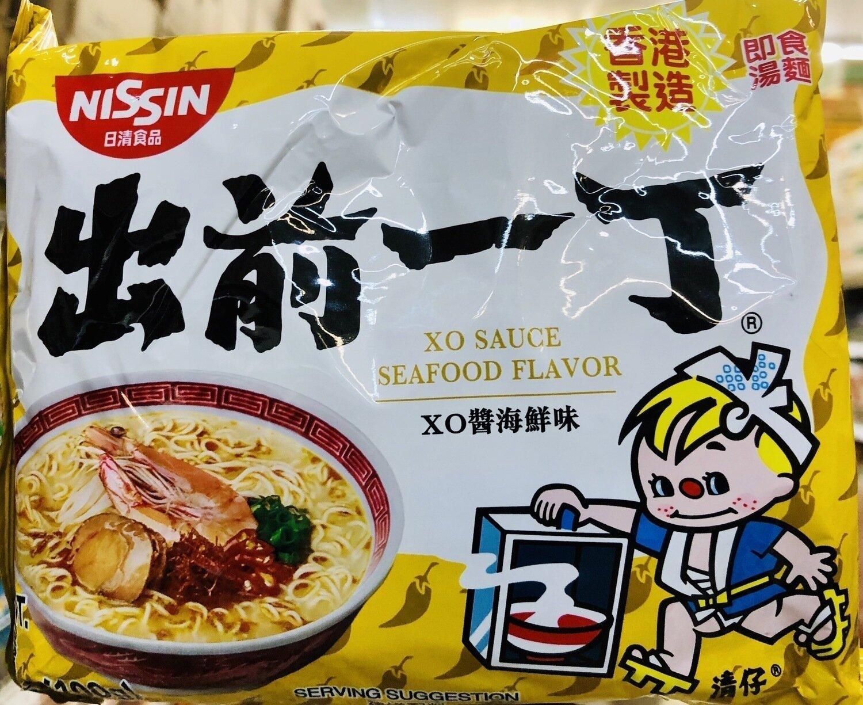 日清食品 出前一丁XO海鲜味 NISSIN XO SAUCE SEAFOOD FLAVOR ~3.53oz(100g)