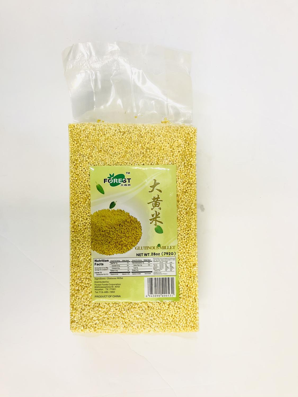 大森林 大黄米 FOREST Glutinous Millet 28oz(792g)